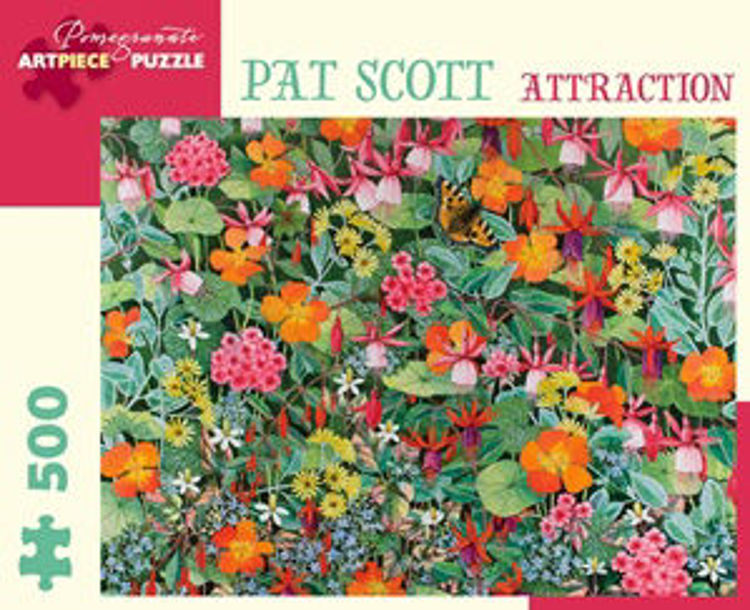 Picture of PAT SCOTT: ATTRACTION 500PC PUZZLE
